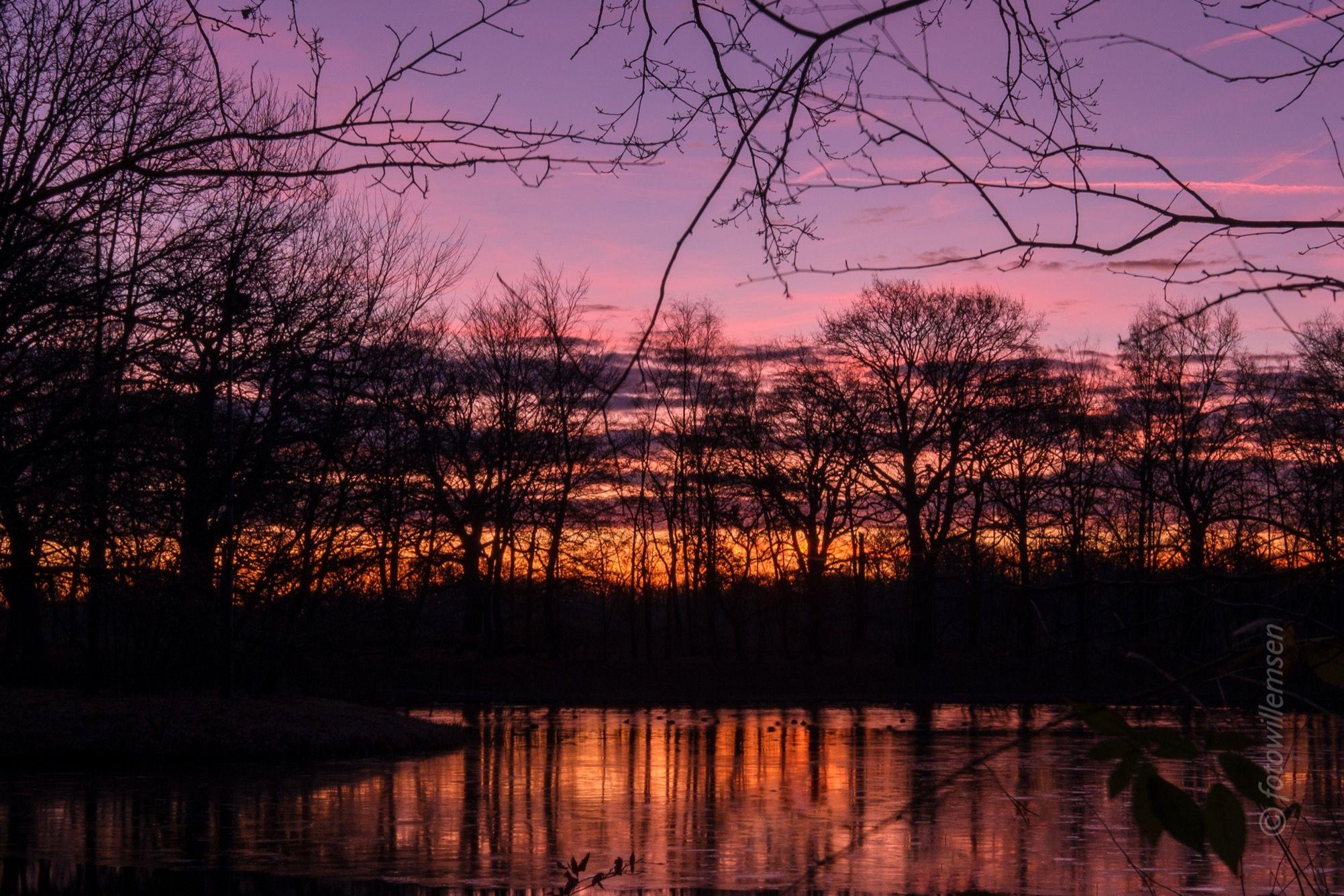 zonsopkomst de bilt